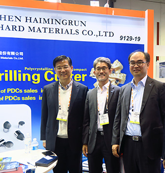 HMR attended 2016 OTC exhibition in USA