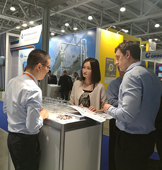 HMR Attended 2018 Russia Mioge Exhibition